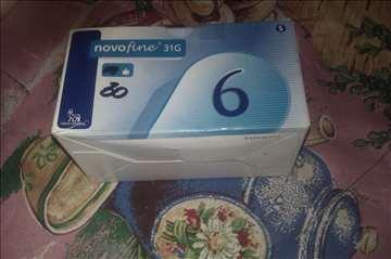 Novofine31G 6mm igle za insulinski pen (NOVO)