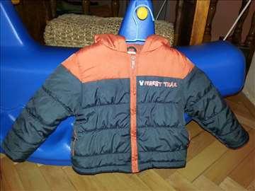 Zimska jaknica,C&A,Baby Club velicina 80