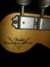Custom shop signature Erick C.