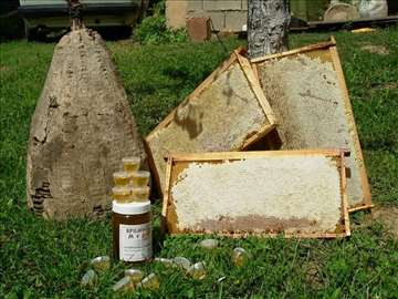 Domaći vrcani med sa Kopaonika