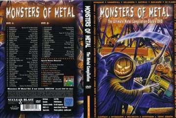 Monsters Of Metal Vol.01 DVD 1 (DVD 9)