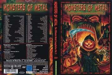 Monsters Of Metal Vol.02 DVD 1 (DVD 9)