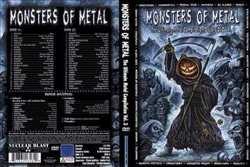 Monsters Of Metal Vol.03 DVD 1 (DVD 9)