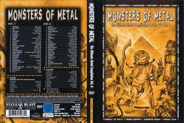Monsters Of Metal Vol.04 DVD 1 (DVD 9)