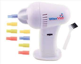 WaxVac, aparat za higijenu uha