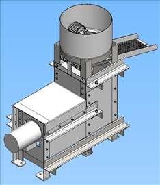 Mašina za peletiranje stočne hrane