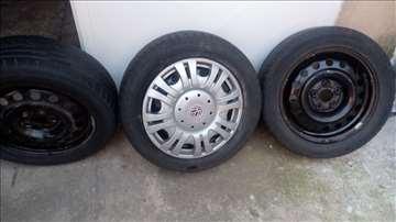 Gume i felne za Pasat Audi Sharan