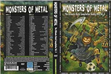 Monsters Of Metal Vol.05 DVD 1 (DVD 9)