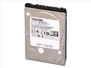 HDD za laptopove