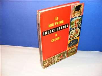 La mia prima enciclopedia a colori