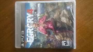 Prodajem FarCry 4 Limited Edition za PS3