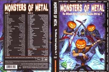 Monsters Of Metal Vol.07 DVD 1 (DVD 9)