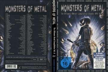 Monsters Of Metal Vol.08 DVD 1 (DVD 9)