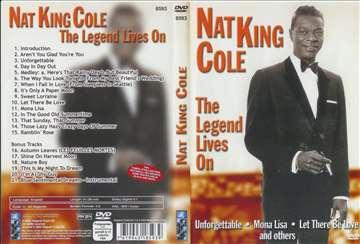 NAT KING COLE - The Legend Live On (DVD 5)