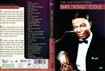 NAT KING COLE - The Unforgettable (DVD 5)