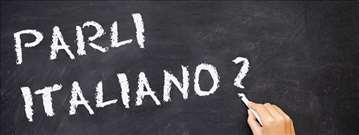 Časovi Italijanskoj jezika