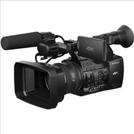 Sony pxw z-100, 4K