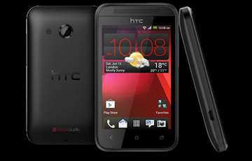 HTC Desire 200 kao nov SimFree