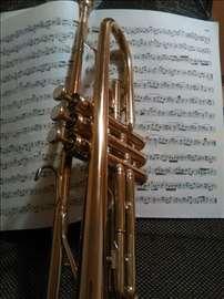 King truba