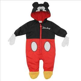 Minnie/Mickey mouse skafander