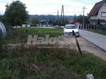 Na prodaju plac u Kragujevcu