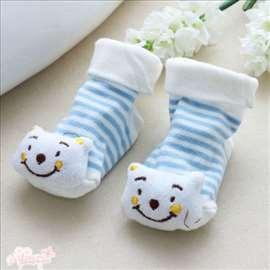 Meda Baby antislip - neklizajuče čarapice