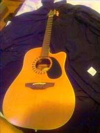 Gitara Tacamine NO 15c-second aa