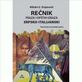 Srpsko-Italijanski rečnik fraza i opštih izraza