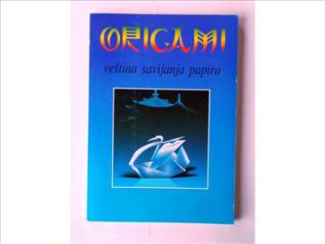 Origami veština savijanja papira
