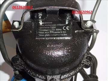 Muljna pumpa za septičku jamu gusana