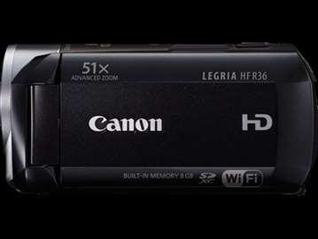 Canon HF R36