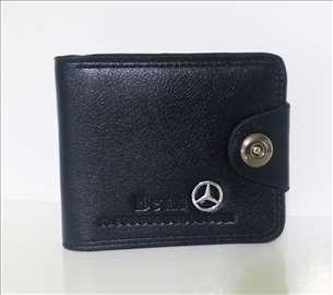 Kožni novčanik Mercedes