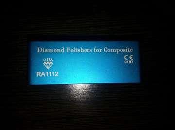 Dijamantski poliri za kompozit