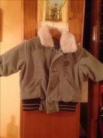 Krem jaknica od somota veličine 68