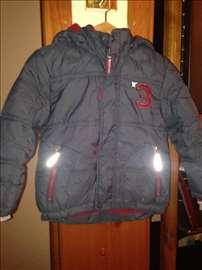 Muška jakna 110 veličina, 4-5 god.