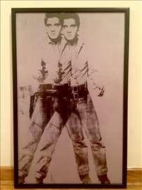 Andy Warhol - Double Elvis - hit, novo