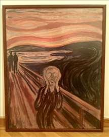Edvard Munk - Krik - novo!!!
