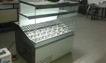 Rashladna vitrina (garancija)
