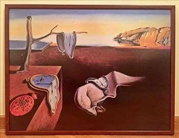 Salvador Dali - Trajnost memorije - New!!!