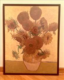 Vincent van Gogh - Suncokreti- novo