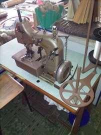 Mašina za porubljivanje etisona Union special