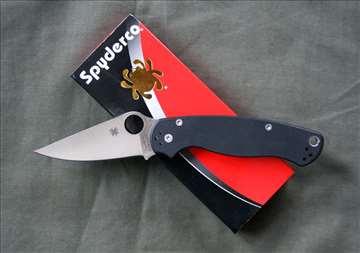 Spyderco Paramilitary 2 crni nož