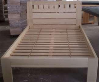 Bračni krevet od jasena, oraha ili hrasta
