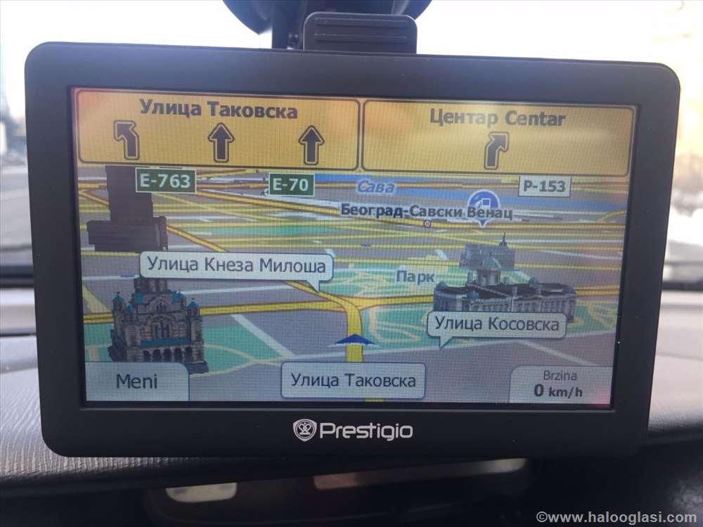 Auto Karta Europe Za Navigaciju Karta