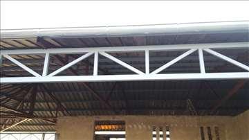 Čelične konstrukcije izrada i montaža