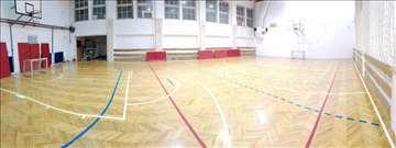Sala za košarku, basket i individualne treninge