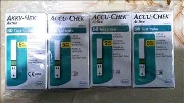 Accu-Chek Active 4.pakovanja po 50 test traka