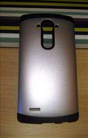 LG G4 Spigen Slim Armor maska s. siva