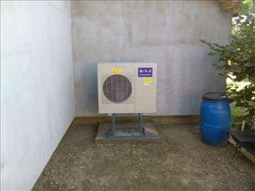 Toplotna pumpa Sunchi, KFRRS-12IIDA/S-C1
