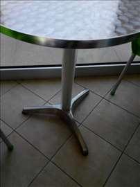 Alu-stolovi i stolice